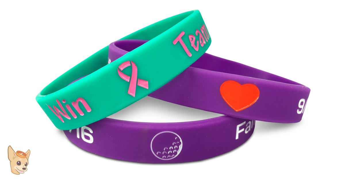 Add Clip Art To Your Wristband Design.