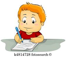 Writing a letter clipart 1 » Clipart Station.
