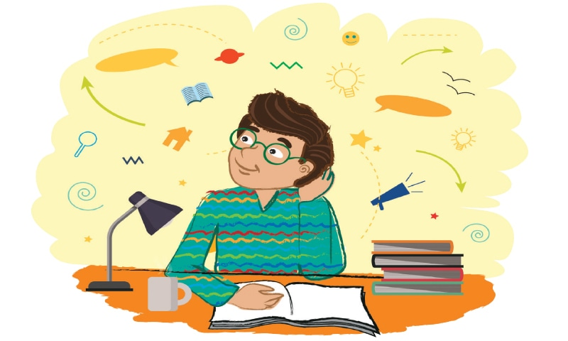 Writer clipart story writing, Writer story writing.