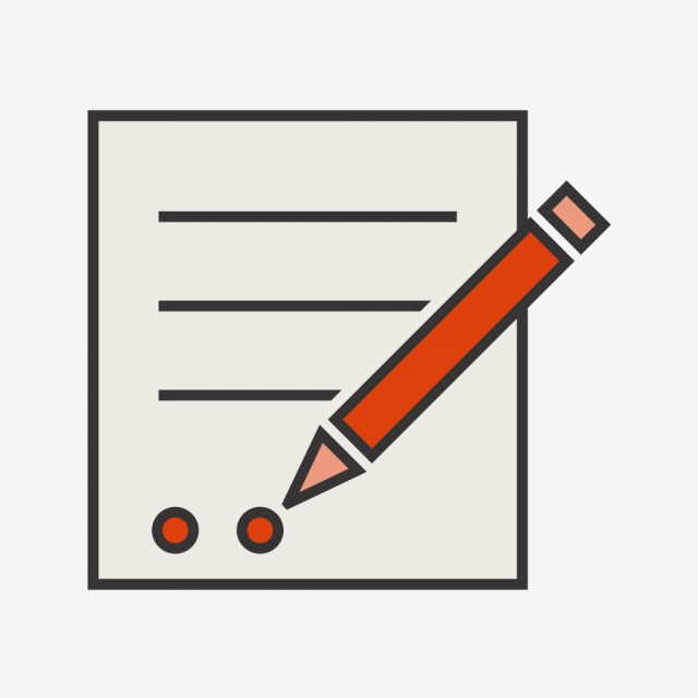 Write Report Line Filled Icon, Write Rport, Report, Edit PNG and.