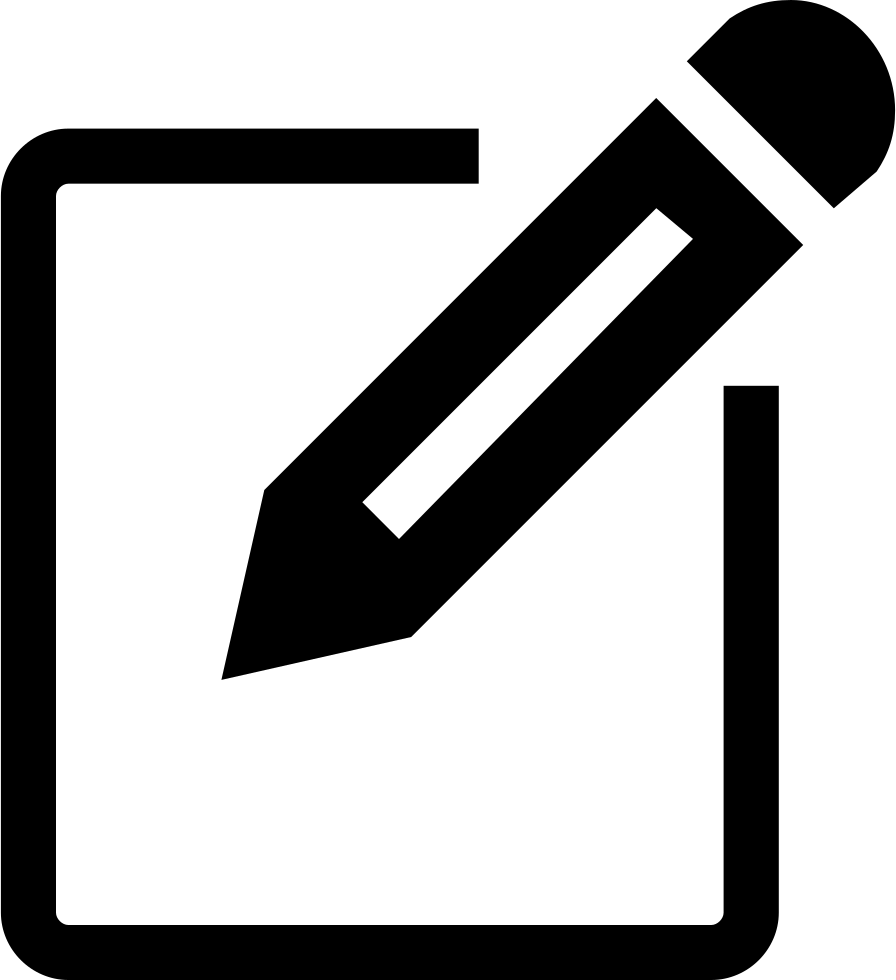 Svgg To Write A Letter Svg Png Icon Free Download (#237724.