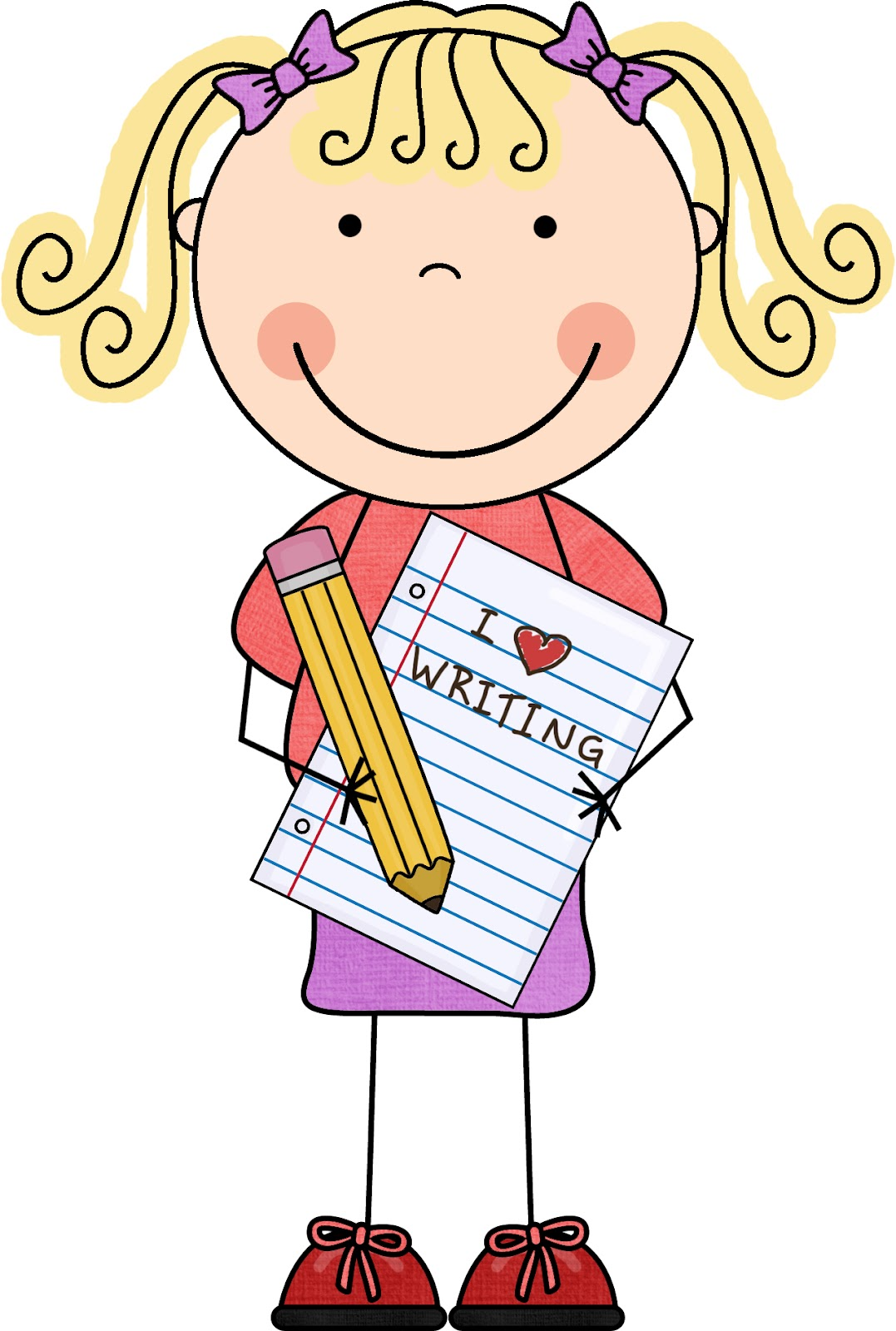 Free Writing Cliparts, Download Free Clip Art, Free Clip Art.