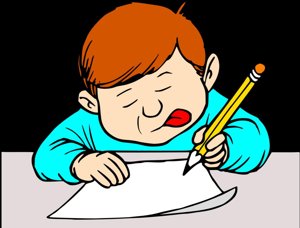 Write A Letter Clipart & Clip Art Images #22529.