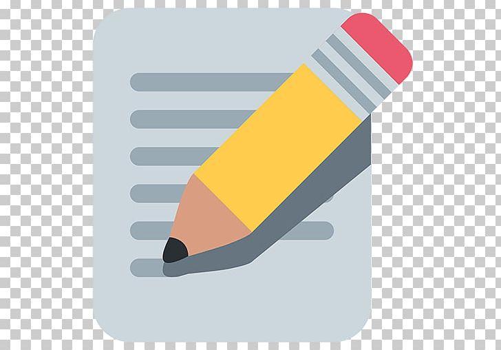 Emoji Memorandum Text Messaging Writing Pencil PNG, Clipart.