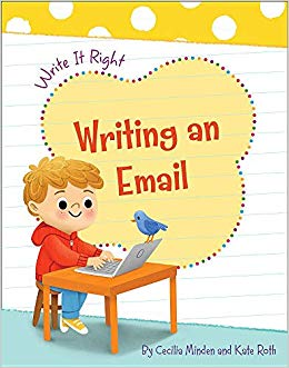 Amazon.com: Writing an Email (Write It Right) (9781534139404.