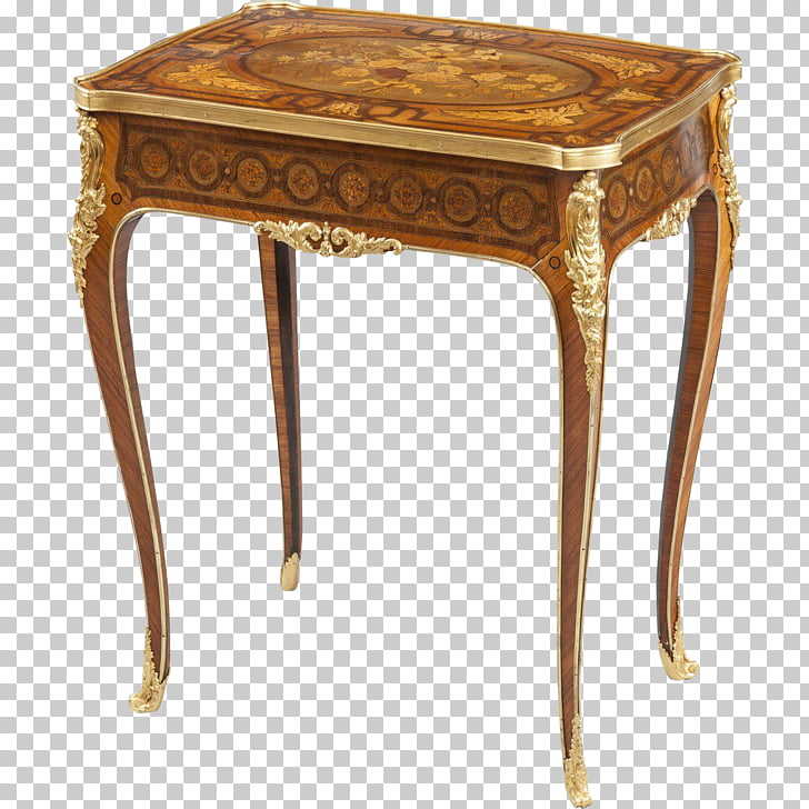 Writing table Antique furniture Writing desk, table PNG.