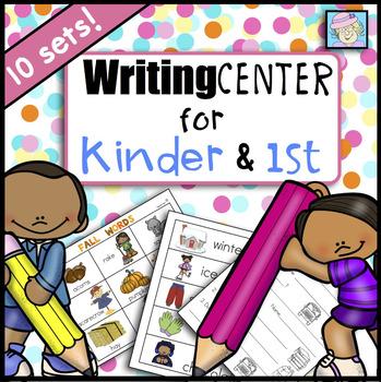 Thanksgiving Writing Activities First Grade Kindergarten ALL YEAR.
