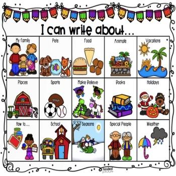 Writing Center for Preschool, Pre.