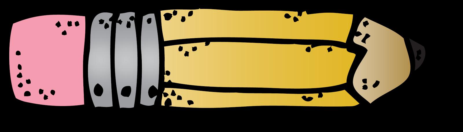 Melonheadz Pencil Clipart.