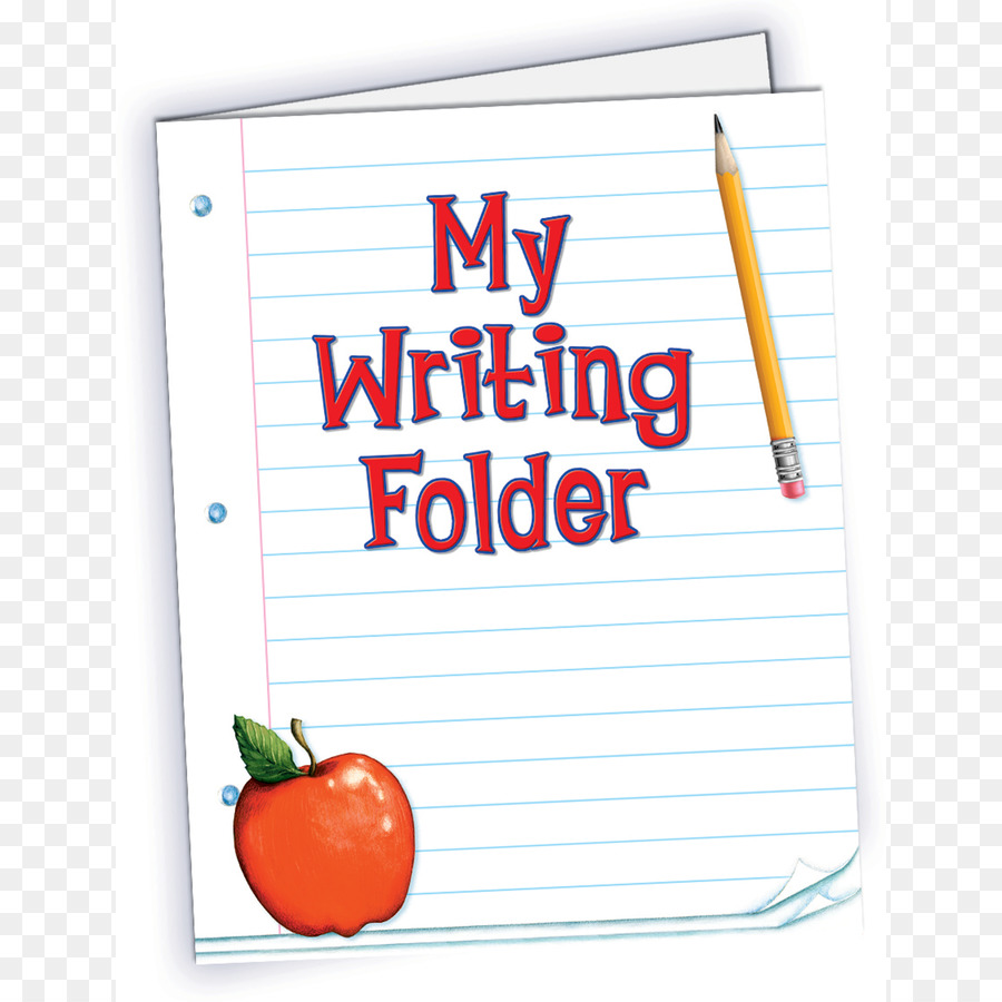 Download writing folder clipart Paper My Writing Pocket.