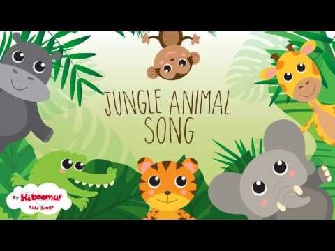 Jungle Animals Song.