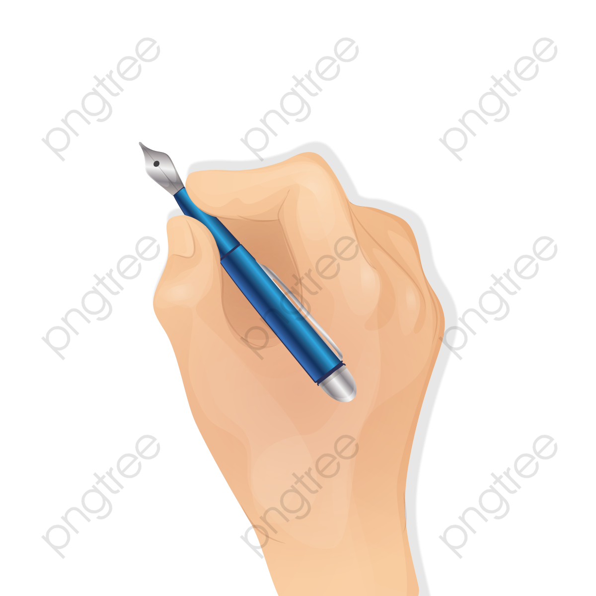 Vector Pen Handwriting, Write, Write, Hand PNG and Vector with.