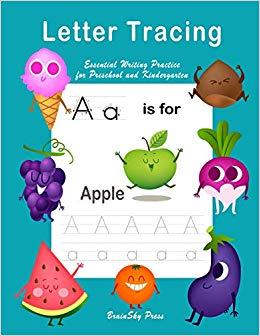 Letter Tracing: Essential writing practice for preschool and.