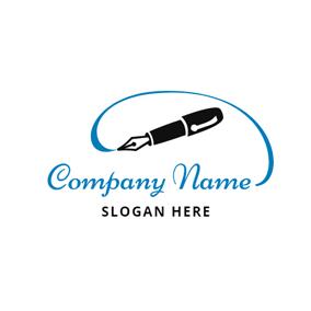Free Writing Logo Designs.