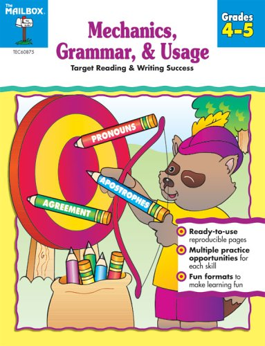 Target Reading & Writing Success: Mechanics, Grammar.