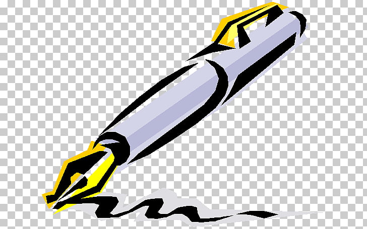Paper Pens Writing Quill , Pen Name PNG clipart.