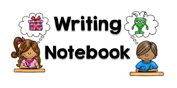 Writing notebook clipart 3 » Clipart Portal.