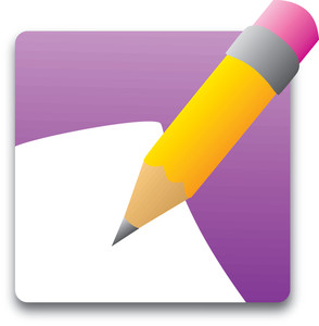 Pad And Pencil Clipart.