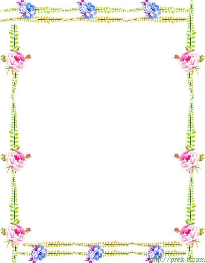 free printable Japanese floral art.