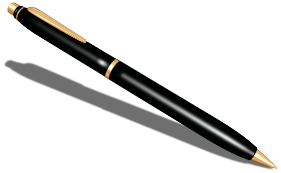 Pen PNG Transparent Images.