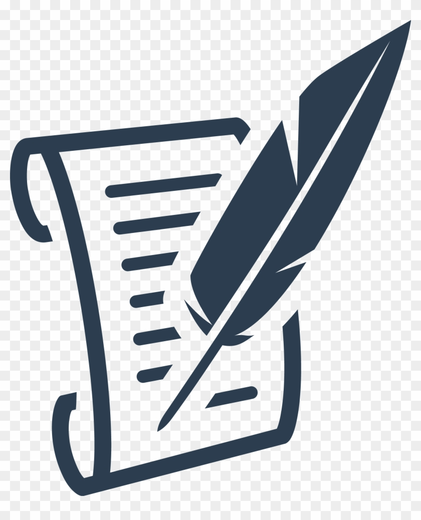 Writing Icon Png, Transparent Png.