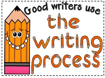 Writer's Workshop: Creating a Writing Process Chart.
