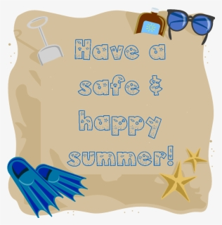 Free Have A Great Summer Clip Art with No Background.