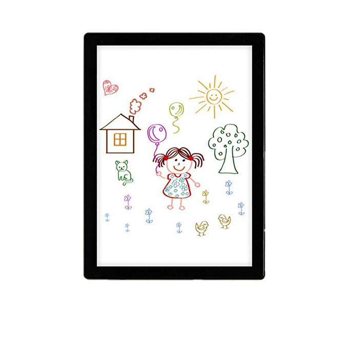 Amazon.com: LCD Writing Tablet, 14 Inch Graphic Writing Drawing.