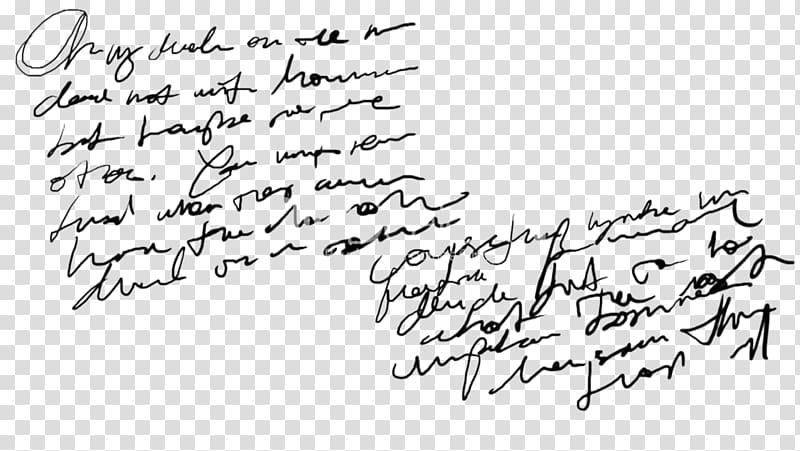 Handwriting Chroma key Text, written transparent background.
