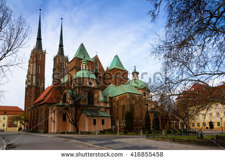 """cathedral Of St John The Baptist"""" Stock Photos, Royalty."""