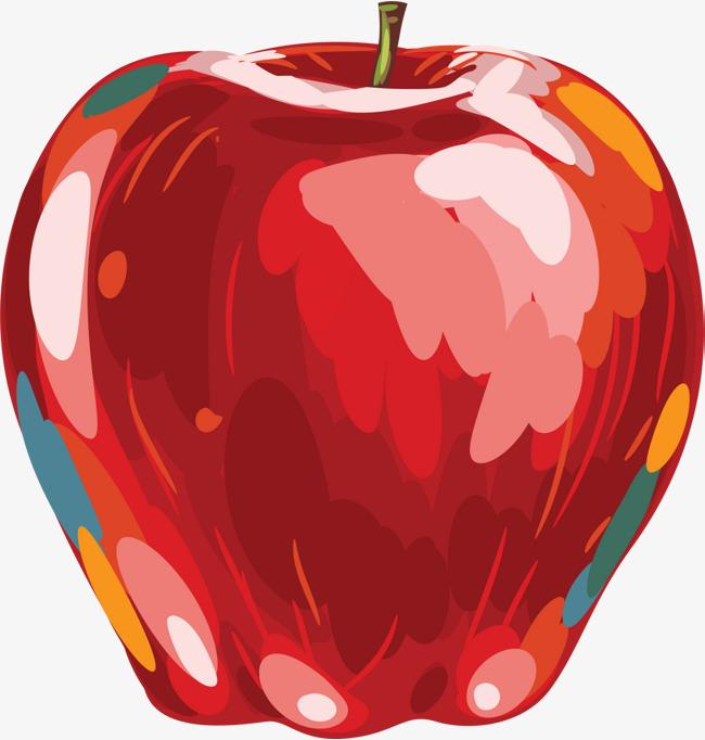 Decorative clipart apple, Decorative apple Transparent FREE.