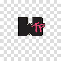 All my s, Wtf logo transparent background PNG clipart.