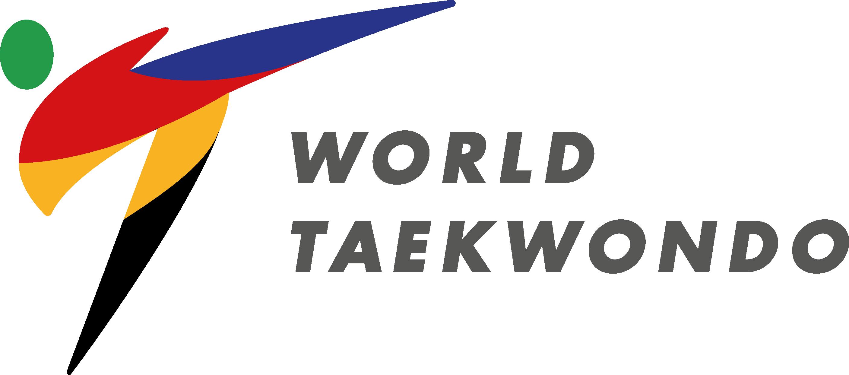 World Taekwondo Federation (WTF) Logo [wtf.org] Vector Icon Template.