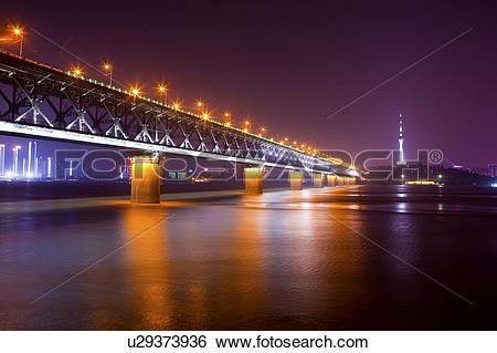 Stock Images of China, Hubei Province, Wuhan, Wuchang, Wuhan.