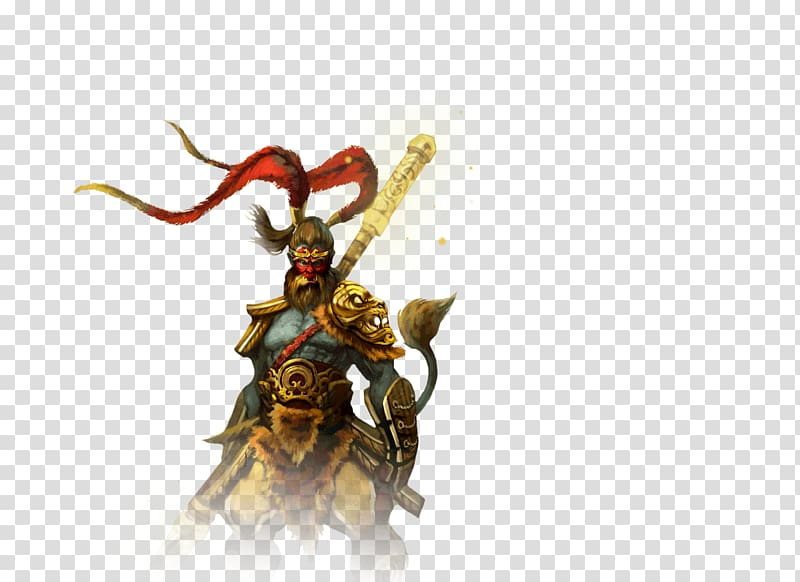 Sun Wukong Dota 2 Heroes of Newerth Warriors Orochi 2 Musou.