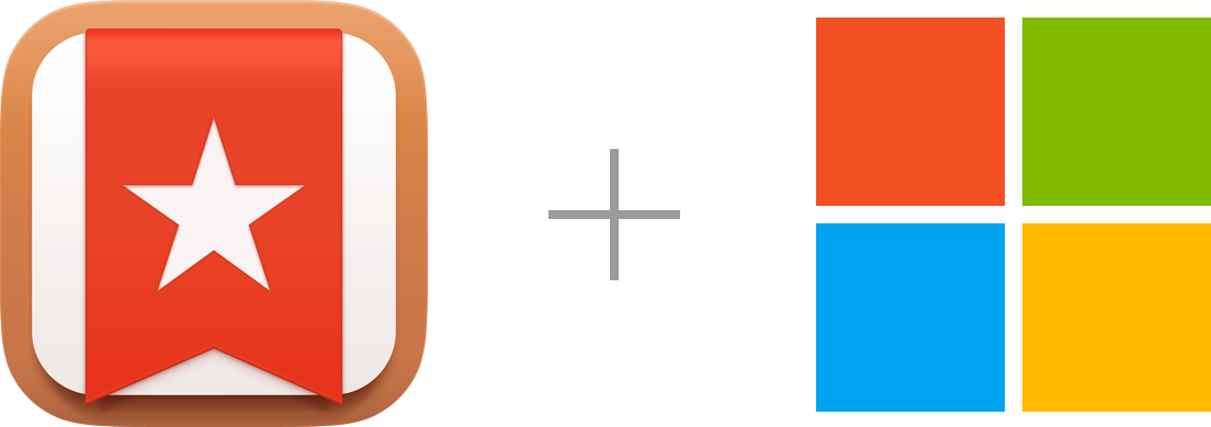 Our Future, Wunderlist Joins Microsoft.