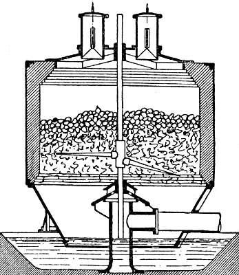 The Project Gutenberg eBook of Die Romantik der Chemie, by Dr.