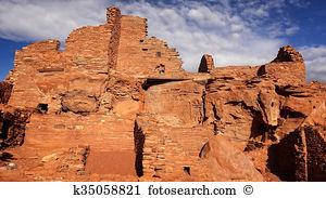 Wupatki national monument Stock Photos and Images. 124 wupatki.