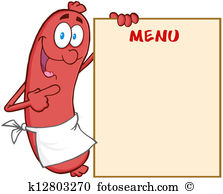 Wurst Clipart Vector Graphics. 796 wurst EPS clip art vector and.