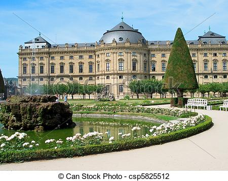 Stock Photo of Wurzburg, Germany.