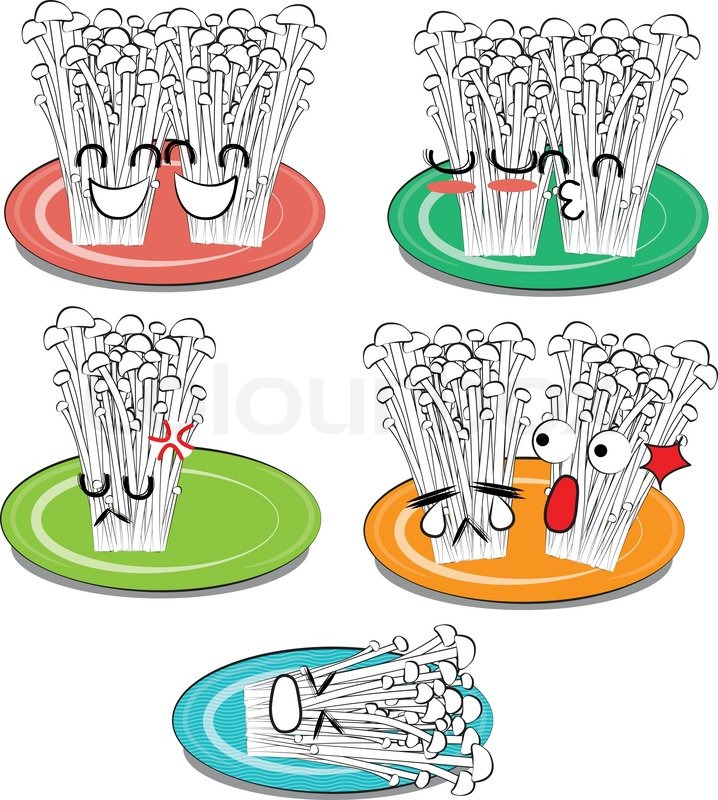 Buy Stock Photos of Enoki.