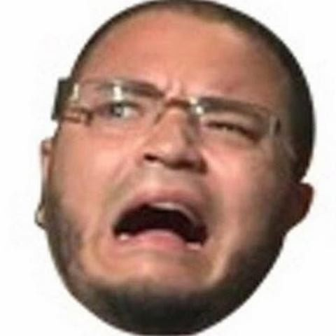 WutFace Twitch Emote