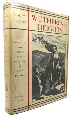 Wuthering heights in 2019.