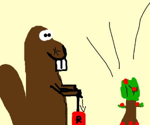 Wuzzler on Drawception.
