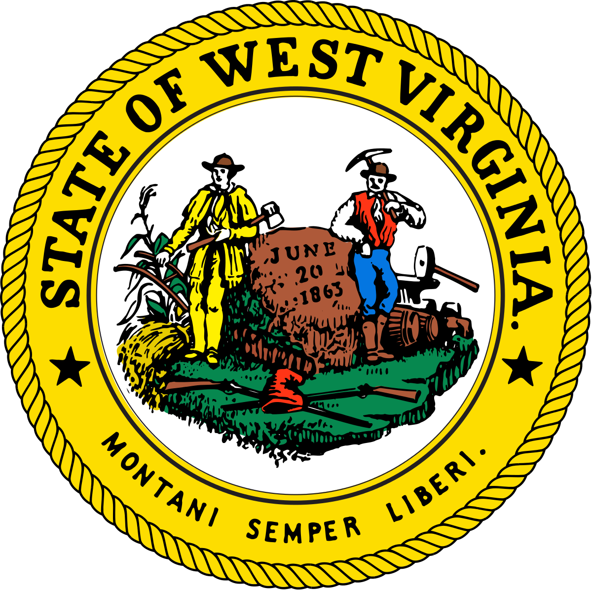 List of Attorneys General of West Virginia.