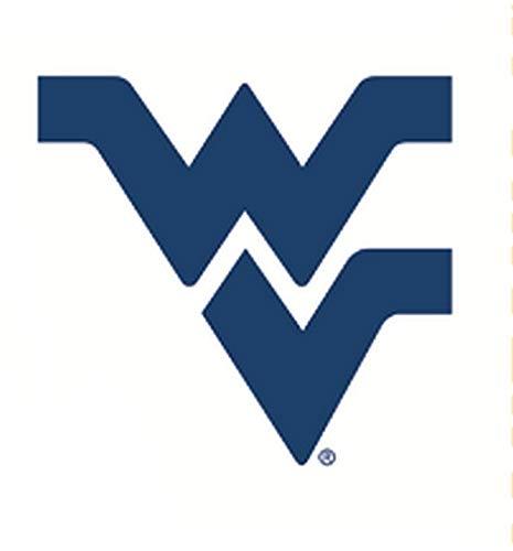 Amazon.com: 5 Inch WV Logo Decal WVU West Virginia.