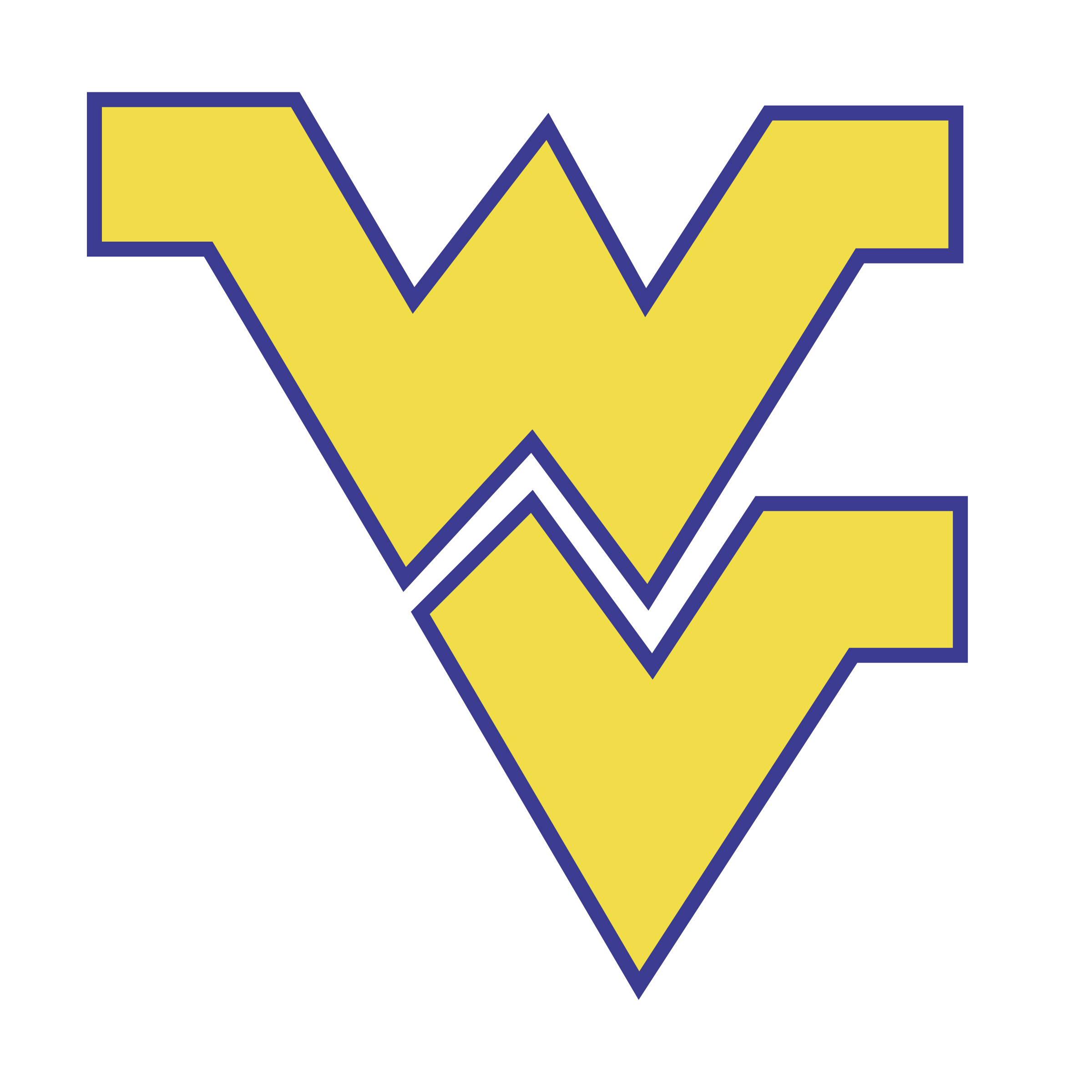 West Virginia Mountaineers Logo PNG Transparent & SVG Vector.
