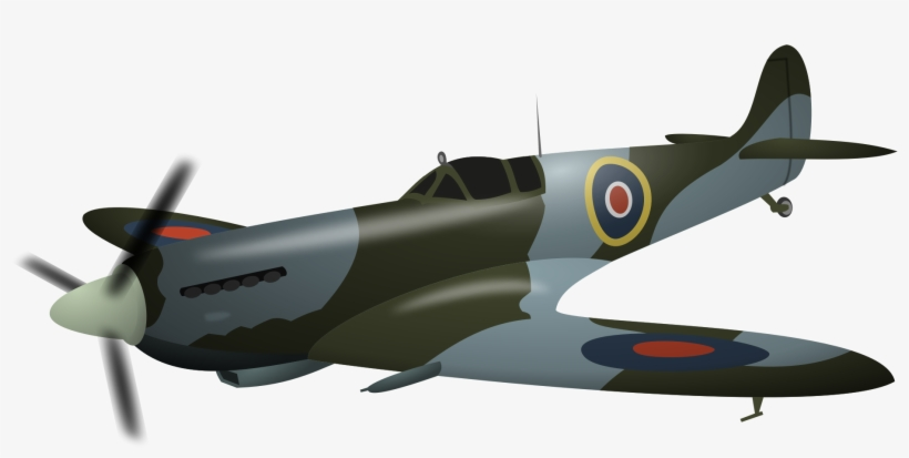 Jet Fighter Clipart Ww2 Plane.