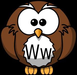 Ww Owl Clip Art at Clker.com.