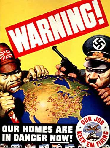 WWII Clip Art.